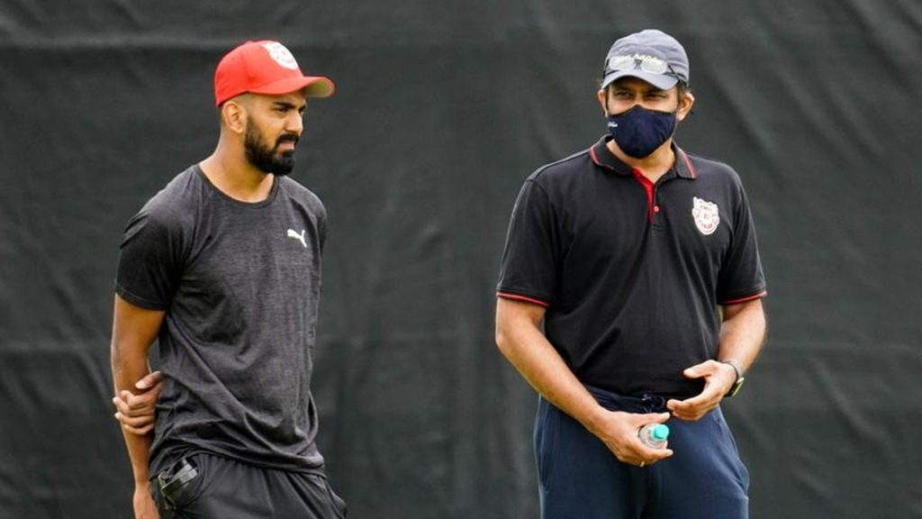 Having Anil Kumble around will make my life easier as captain: Rahul | KXIP | Official Website of the Kings XI Punjab